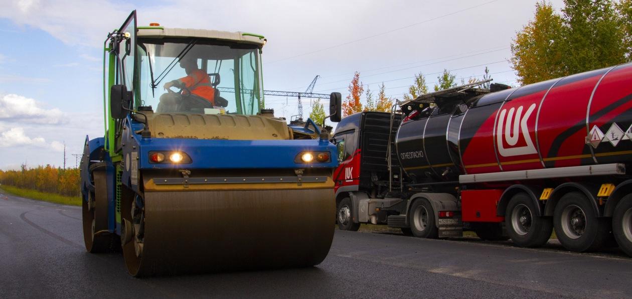 «Лукойл» и ГК «Северавтодор» будут сотрудничать в сфере дорожного строительства