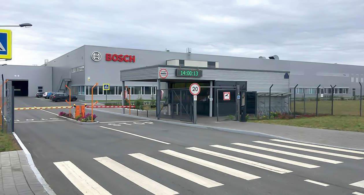 «Нам удалось сохранить работоспособность производства»: Bosch – об итогах первого полугодия 2020-го в России