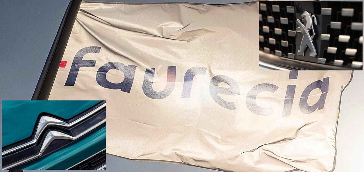 Groupe PSA продала часть акций Faurecia