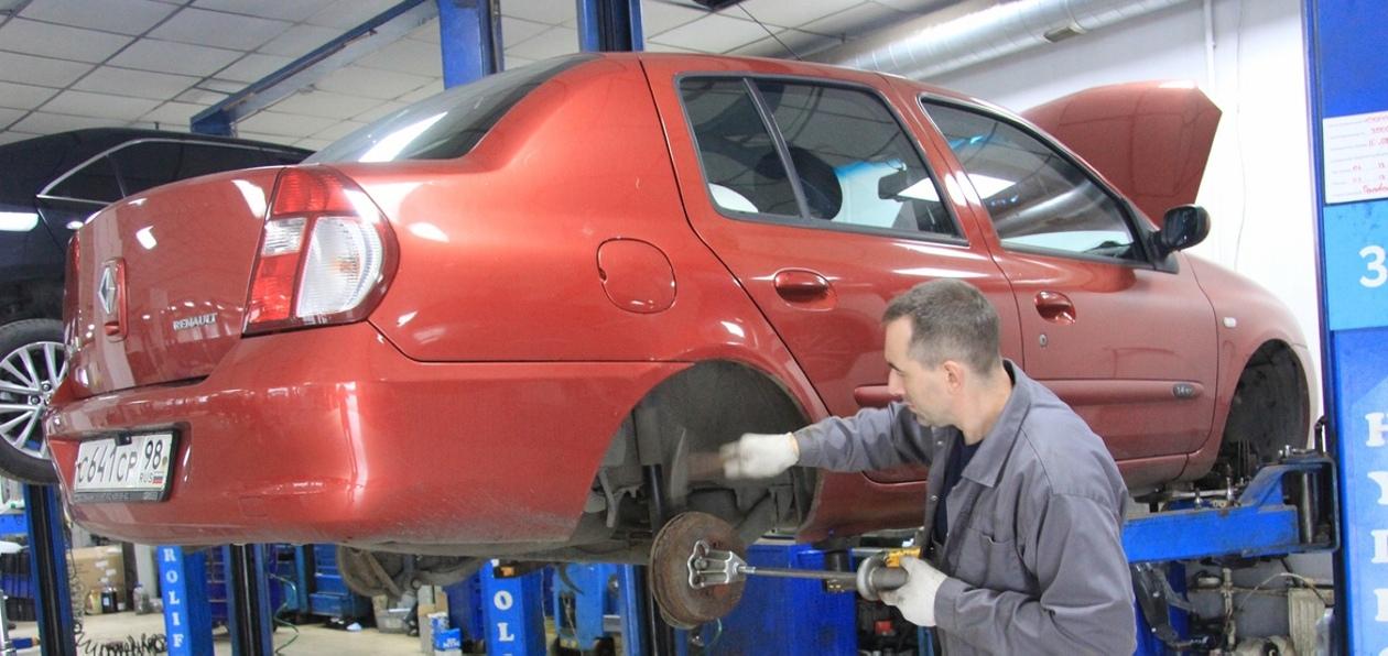 Renault дает скидки на постагарантийный сервис