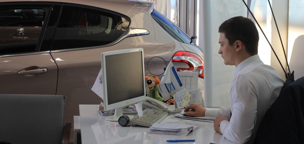В России выросли продажи новых автомобилей