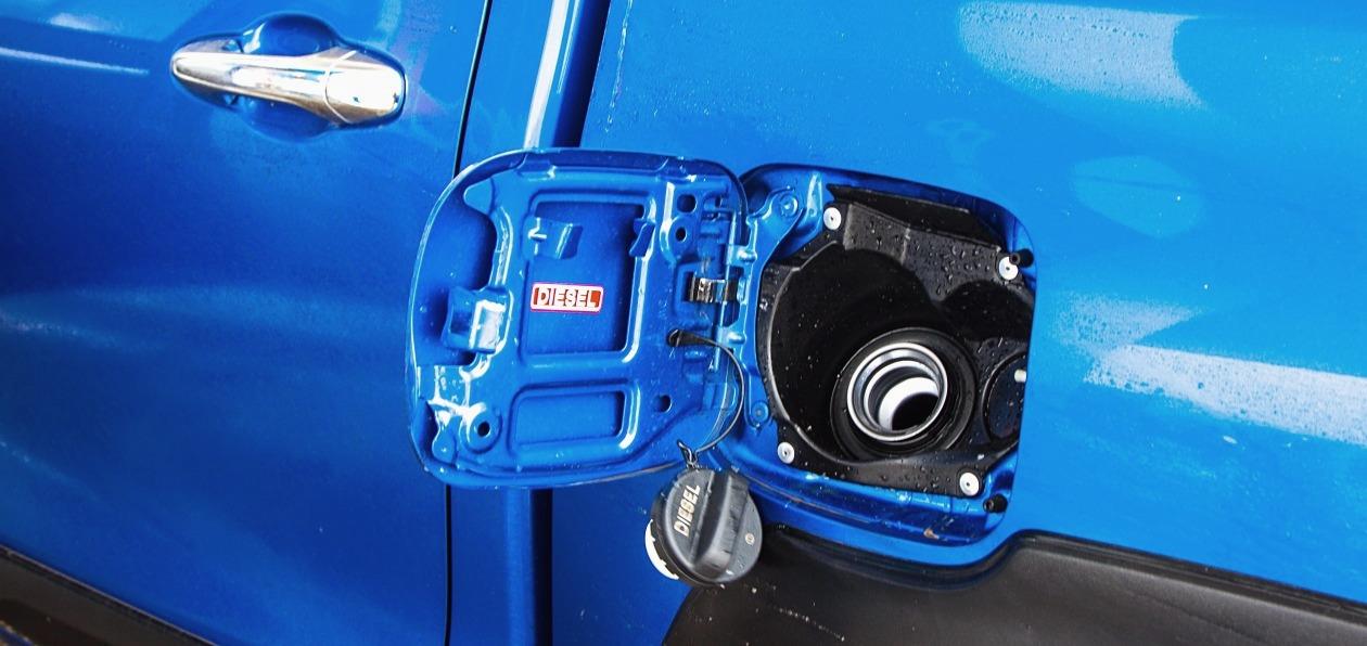 Россияне стали покупать меньше дизельных автомобилей
