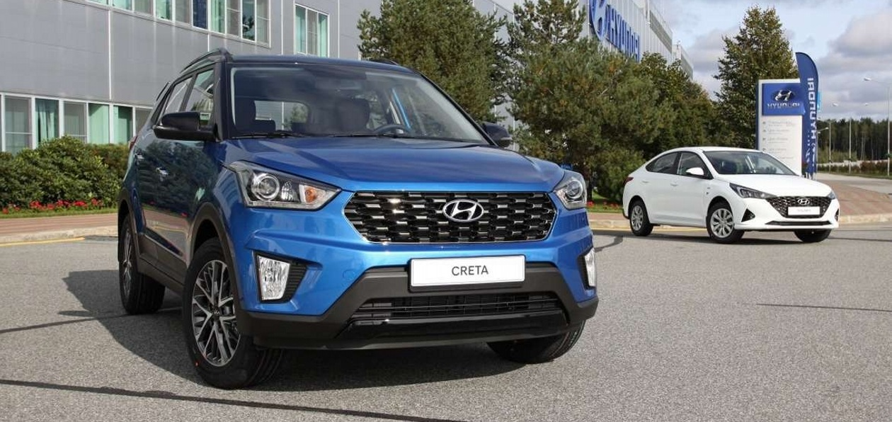 Завод Hyundai в Петербурге сократил объемы производства