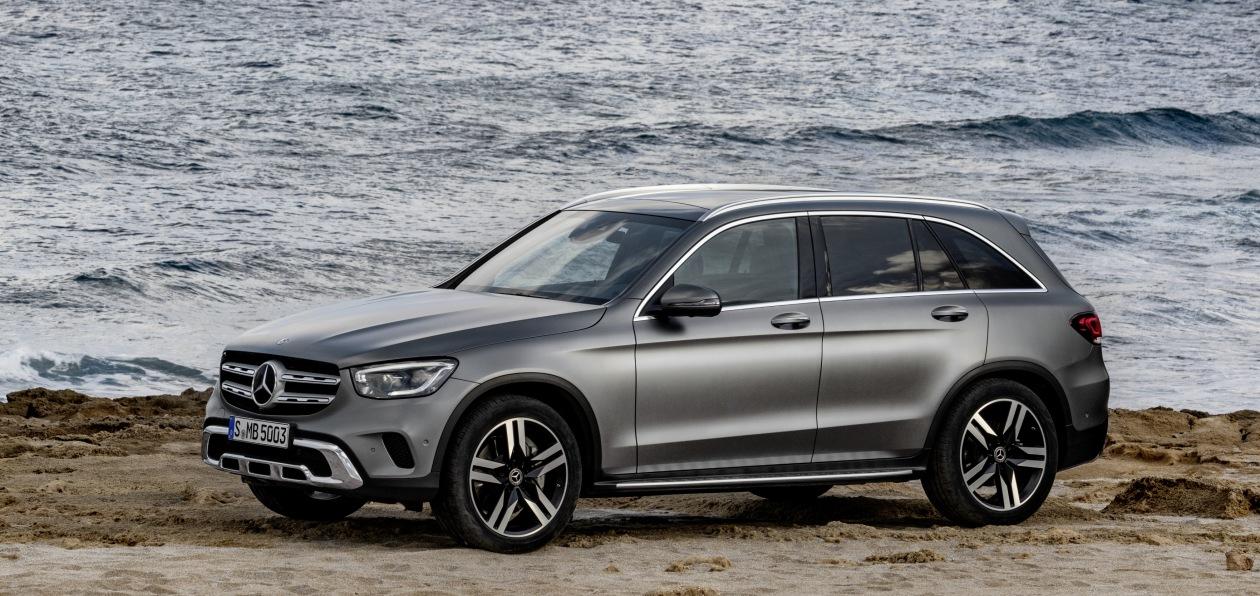 Mercedes отправит на сервис в России без малого 800 кроссоверов GLC
