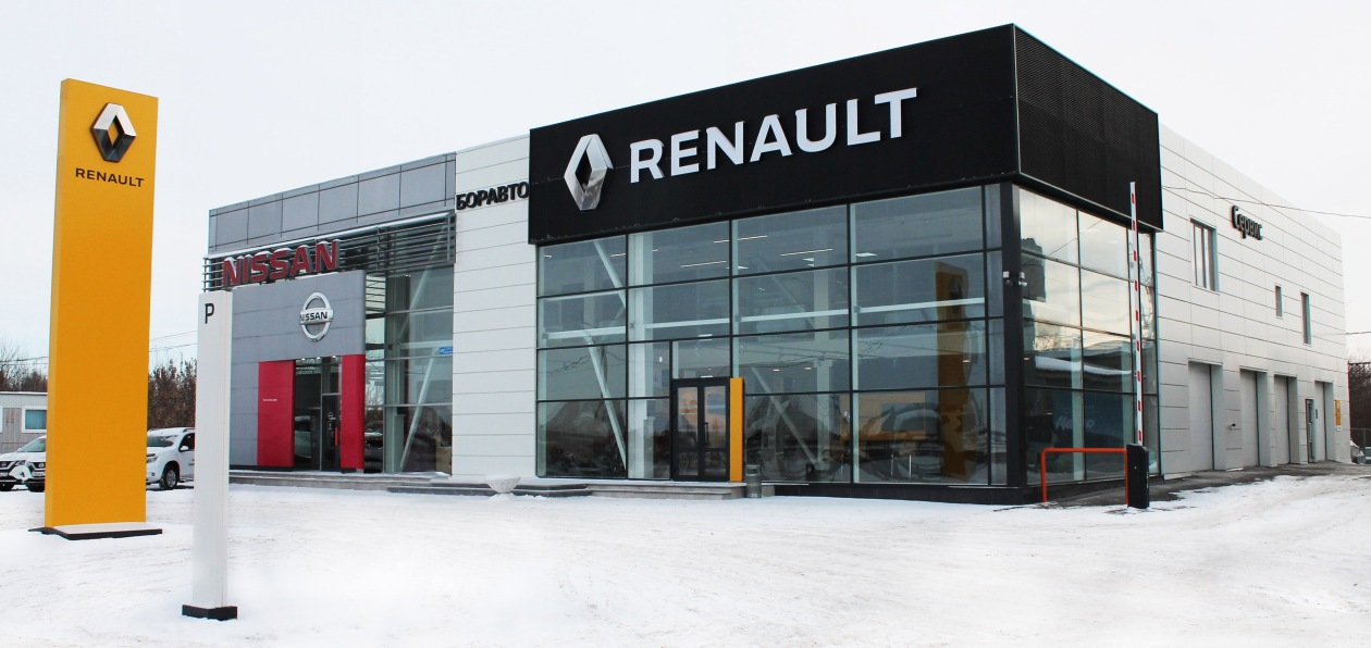 «Renault Россия» расширяет дилерскую сеть