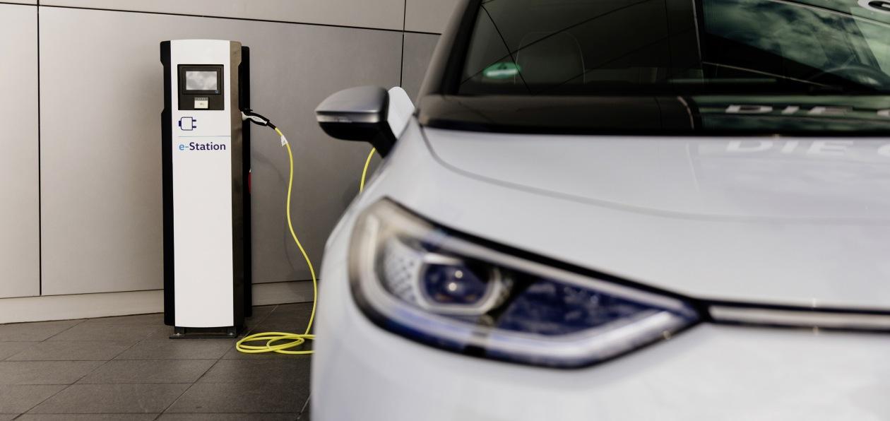 Volkswagen расширит зарядную инфраструктуру на своих заводах