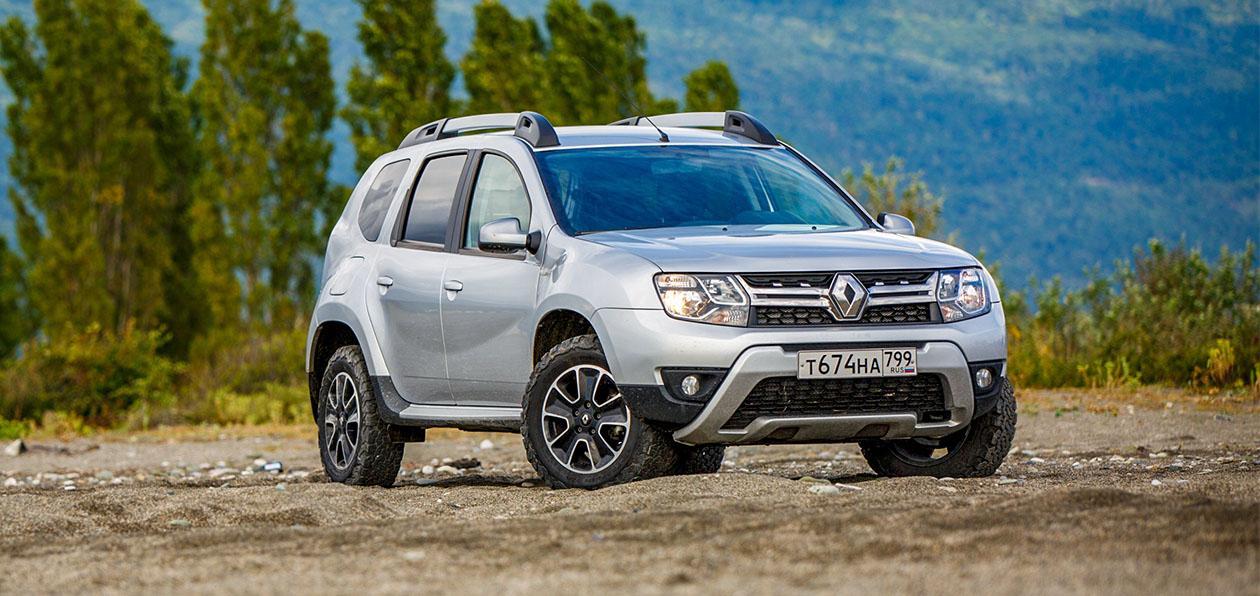 В России продан 450-тысячный Renault Duster