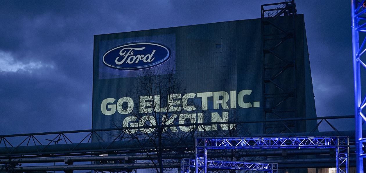 Ford станет в Европе полностью электрическим брендом