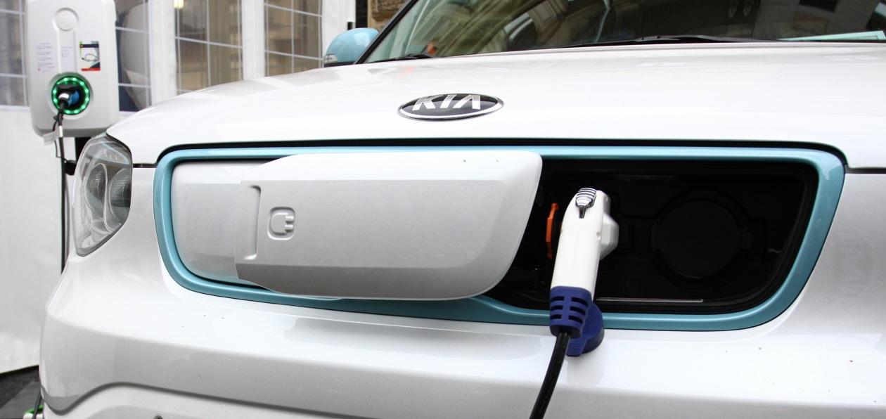 Kia сконцентрируется на электромобилях