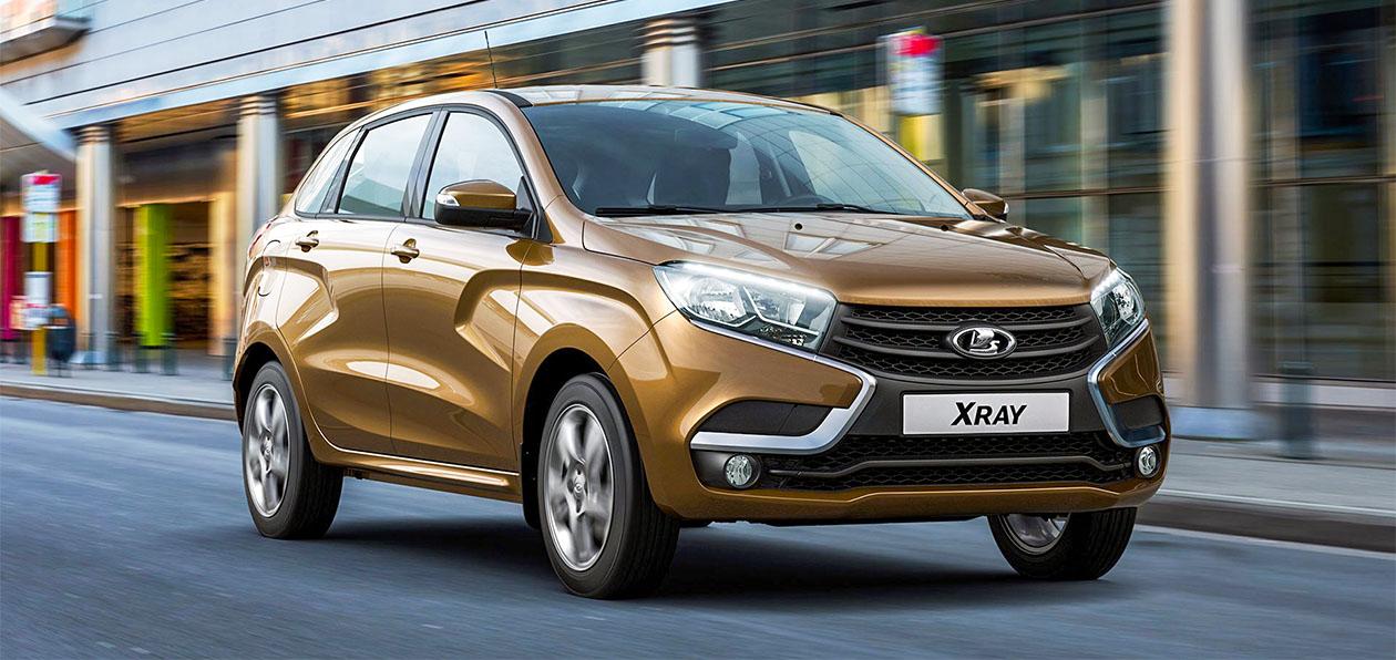 У Lada XRAY найден дефект в системе рулевого управления
