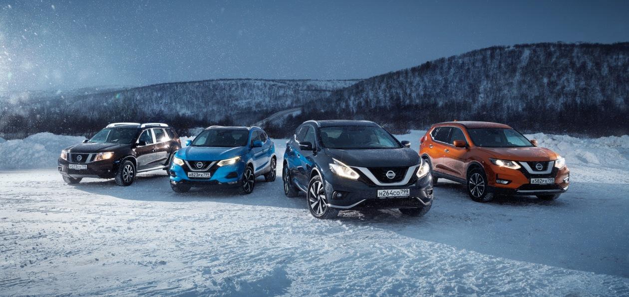 Кроссоверы Nissan доступны в лизинг на выгодных условиях