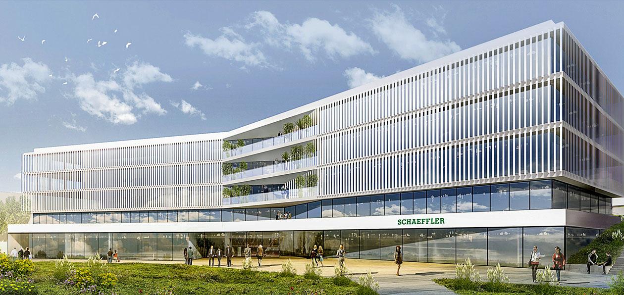 Schaeffler построит новый лабораторный комплекс