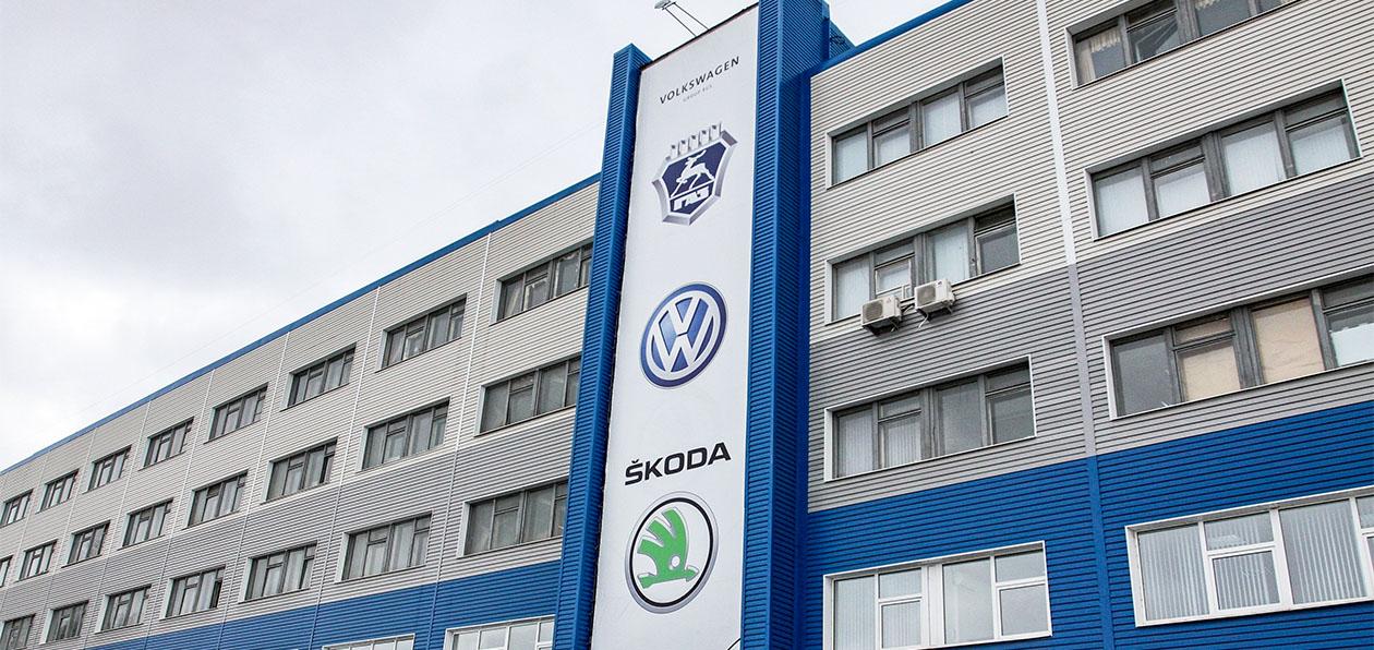 Группа Volkswagen выпустила в Нижнем Новгороде 400-тысячный автомобиль