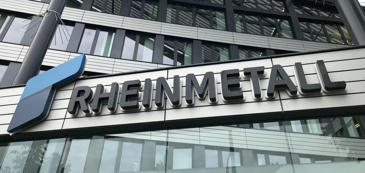 Rheinmetall получил крупный заказ от немецкого автопроизводителя