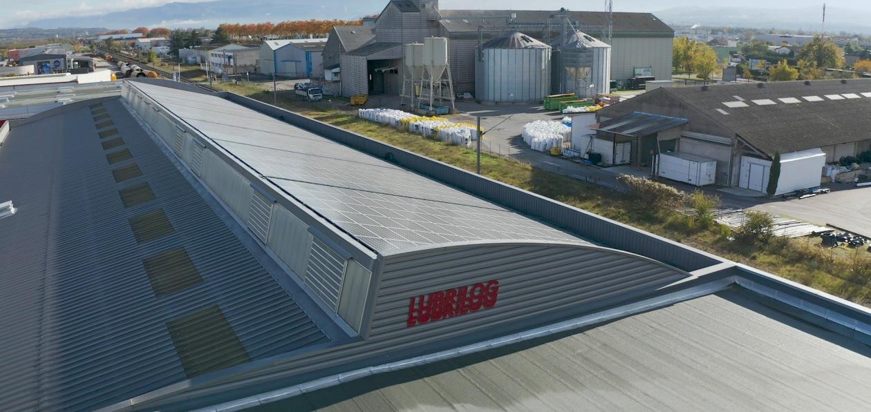 Total приобрел компанию Lubrilog