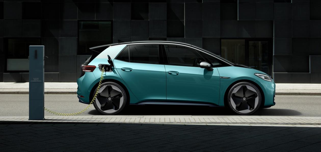 Volkswagen ускорит электрификацию модельного ряда