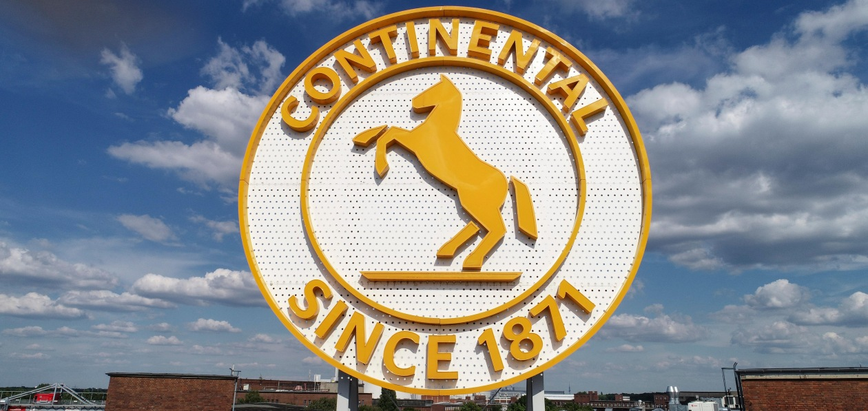Continental отмечает 150-летие