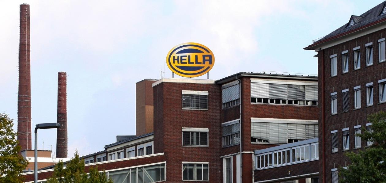 Hella отмечает 60-летие завода в Хамме
