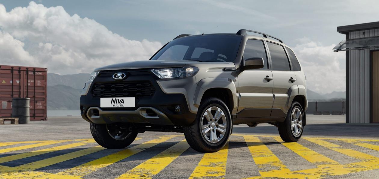 Lada Niva Travel будет выпускаться на основной площадке АвтоВАЗа