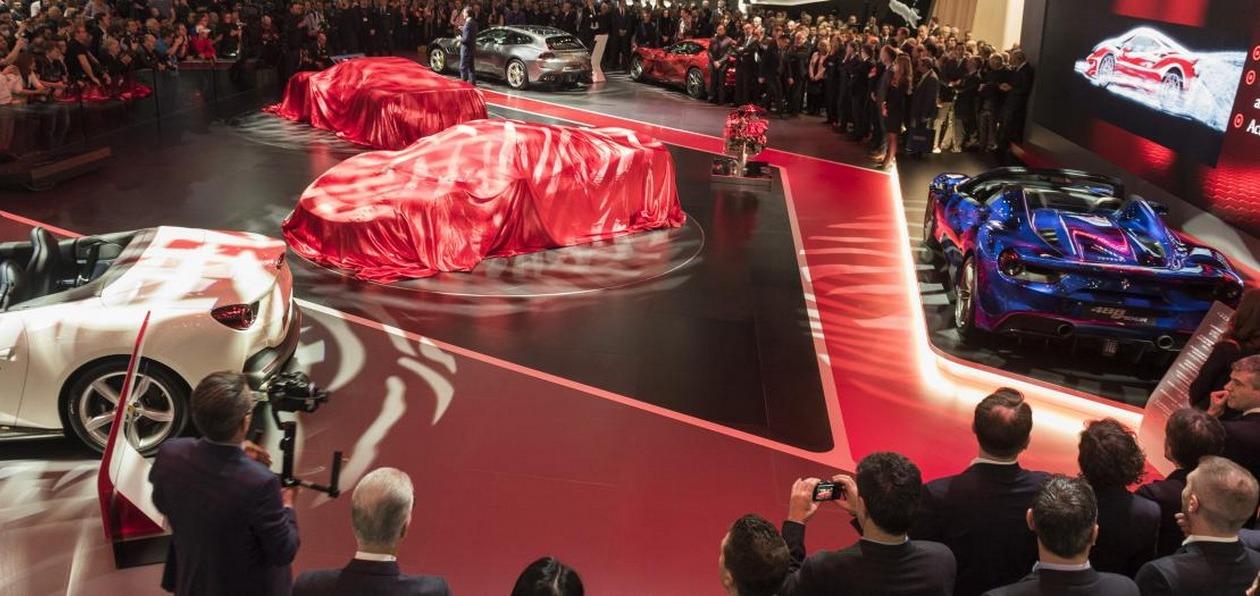 Автосалон в Женеве пройдет в 2022 году в традиционном формате
