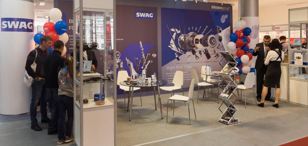 SWAG и Blue Print готовятся к «Шате-М Экспо 2021»