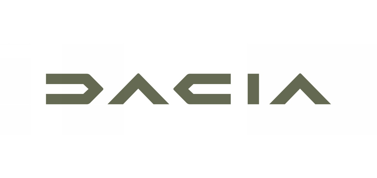 Dacia представила новый логотип