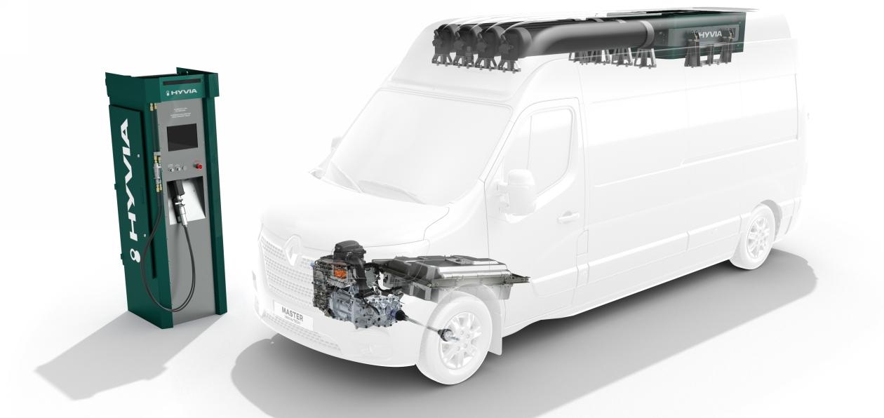 Renault и Plug Power займутся водородной мобильностью