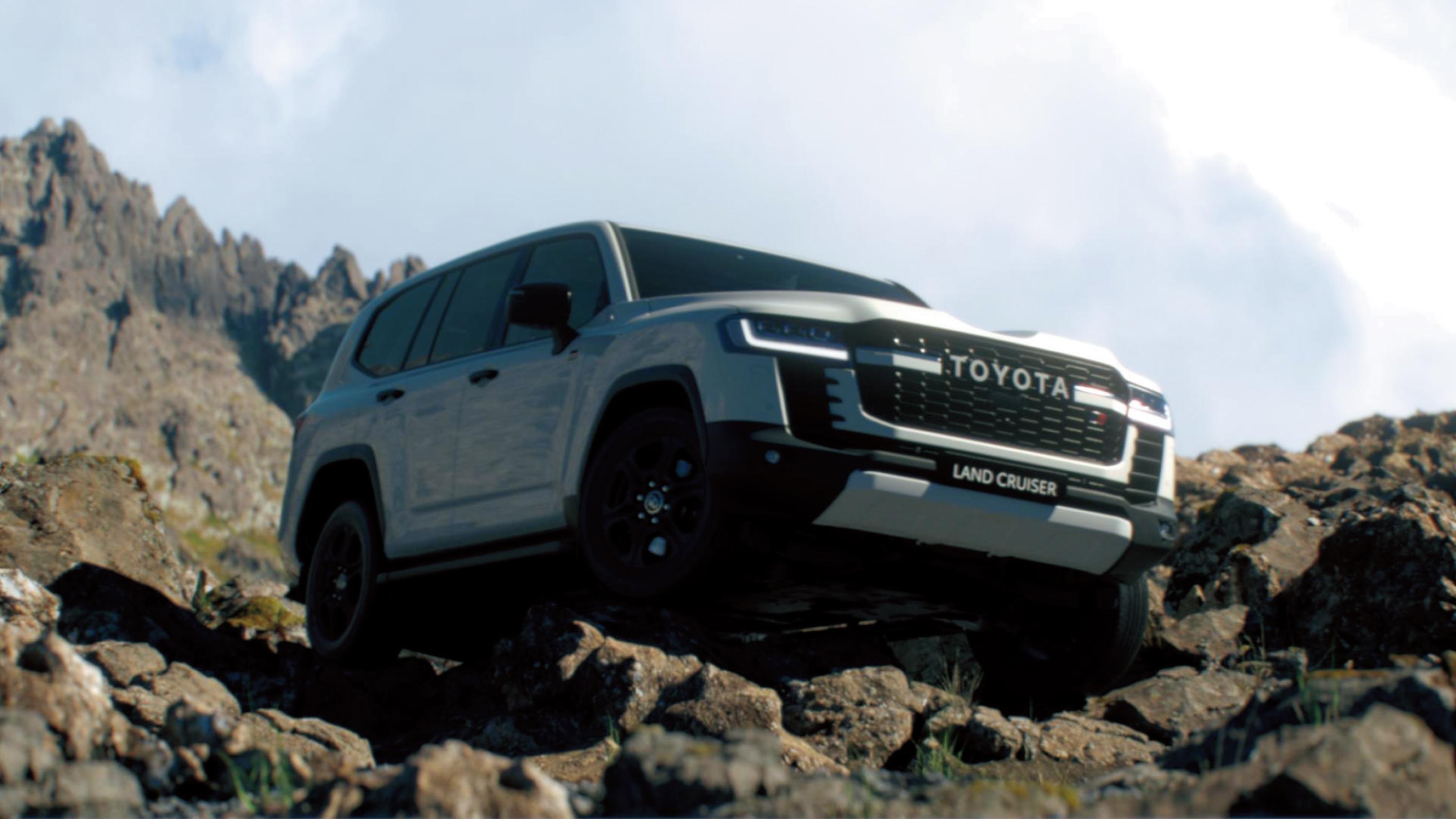 Toyota на два дня остановит производство Land Cruiser 300 из-за нехватки запчастей