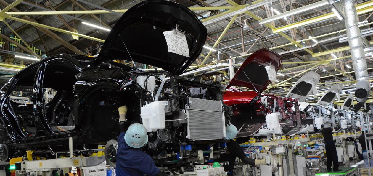 Выпуск Toyota Corolla в Японии будет приостановлен