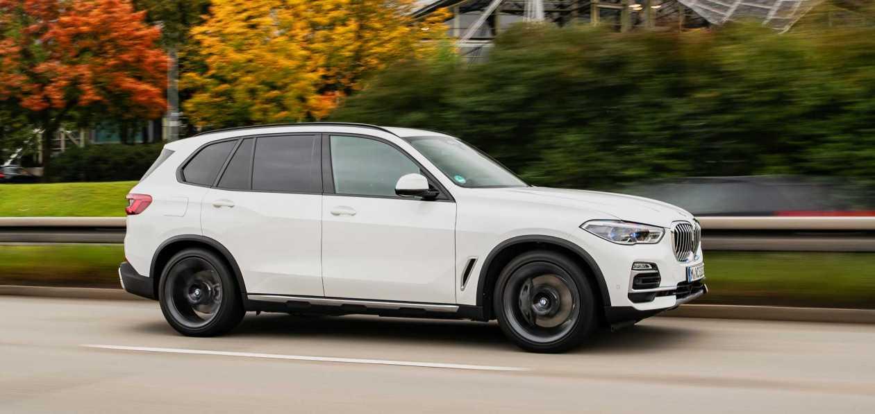 Выпущенные с сентября BMW станут дороже