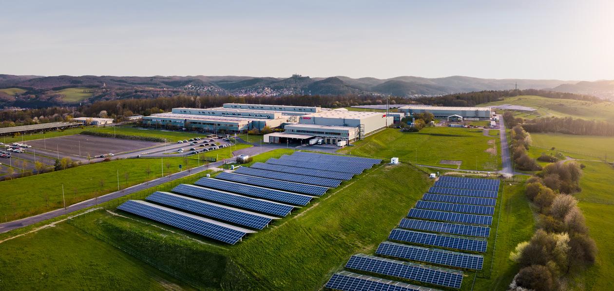 Bosch расширит инвестиции в производство аккумуляторов