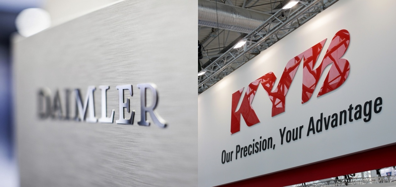 Daimler и KYB не смогли добиться отмены параллельного импорта запчастей