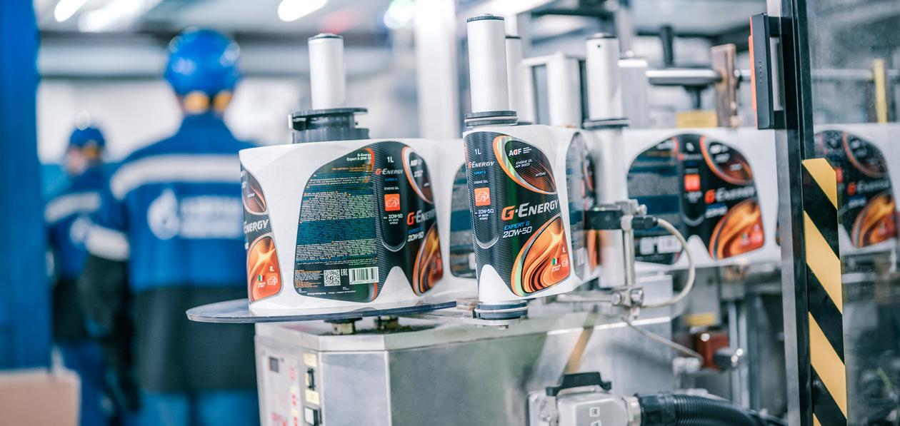 «Газпром нефть» увеличила продажу масел в первом полугодии больше чем на четверть