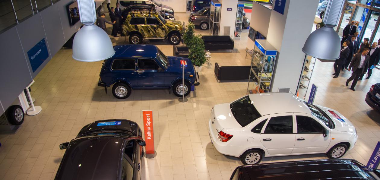 В Санкт-Петербурге вырос индекс контрактования новых автомобилей