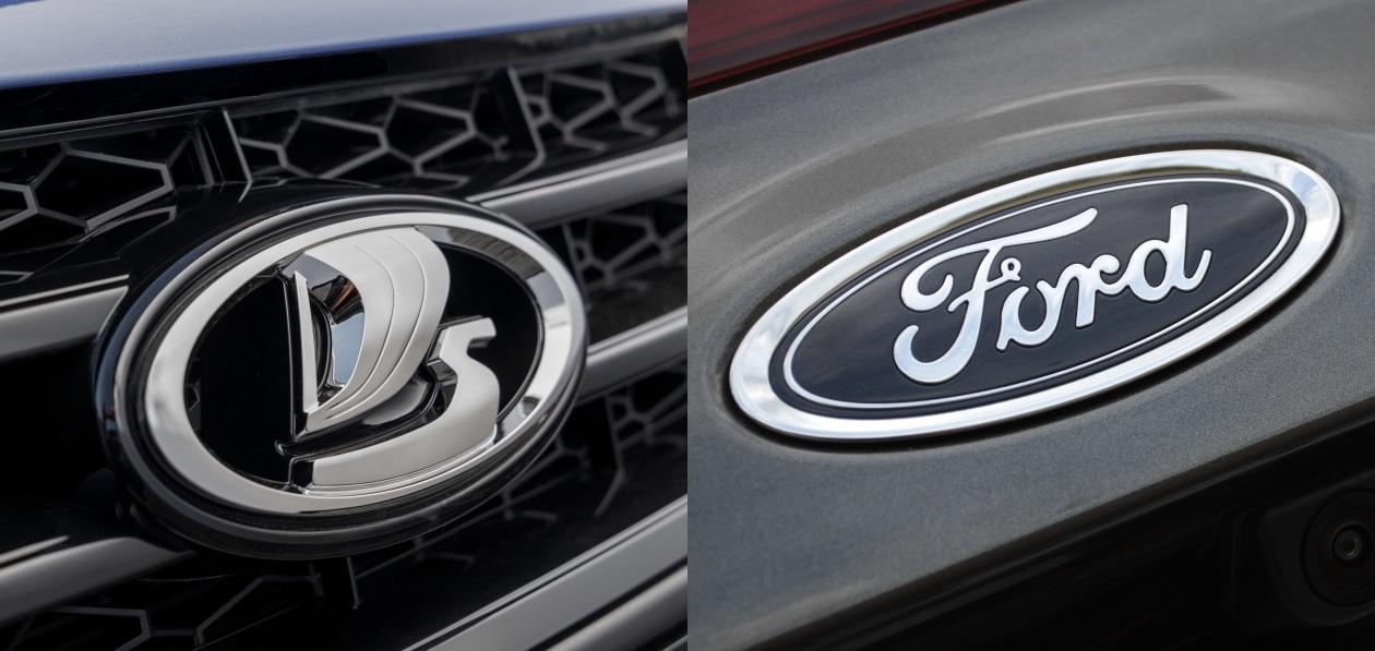 «АвтоВАЗ» и Ford на неделю приостановят производство машин