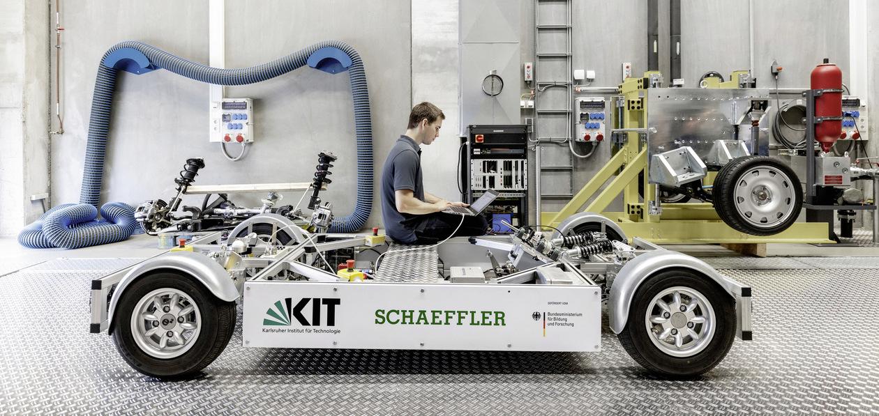 Sсhaeffler будет сотрудничать с третьим по величине вузом США