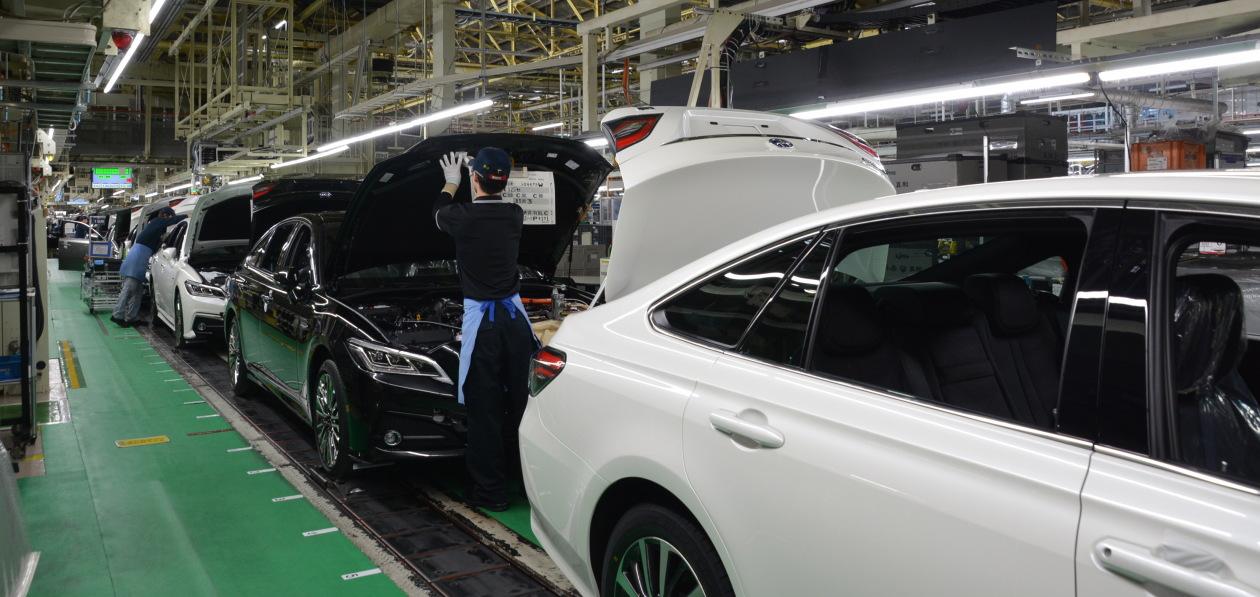 Toyota приостановит работу на 14 заводах из-за нехватки запчастей