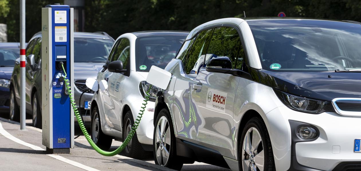 Bosch представит технологии новой мобильности в Мюнхене