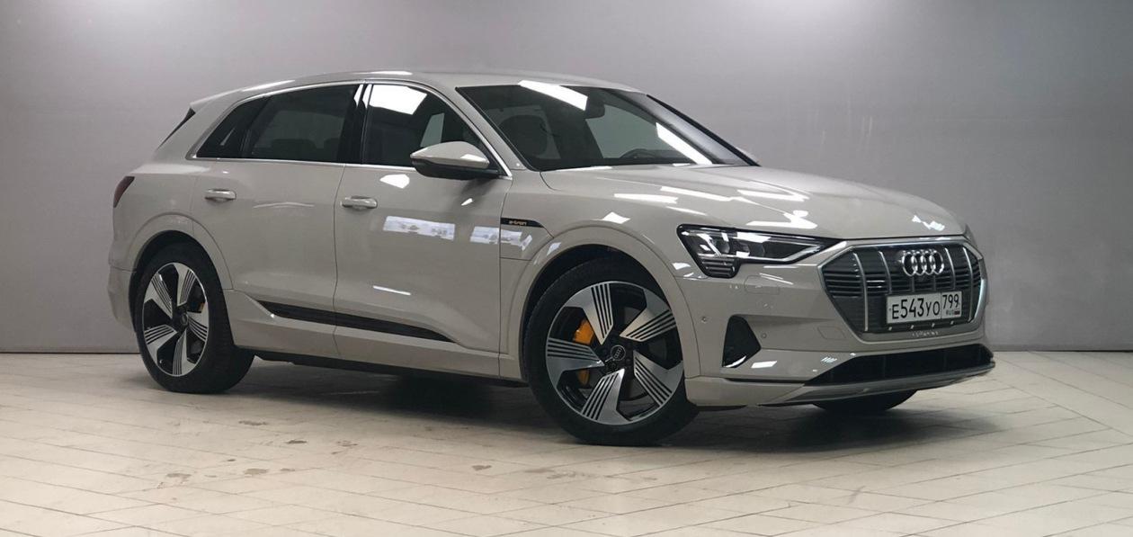 Audi открыла сервис краткосрочной аренды машин