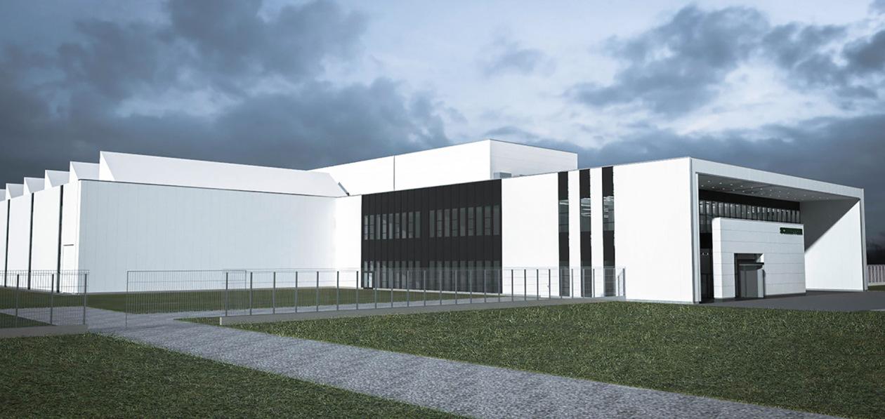 Schaeffler открыл вторую площадку по производству электроприводов на заводе в Венгрии