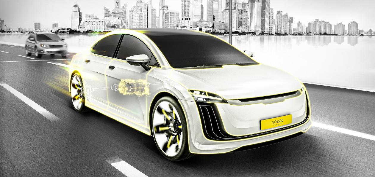 Vitesco будет поставлять электродвигатели одному из ведущих OEM-производителей Китая