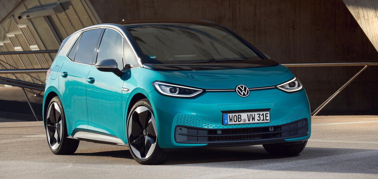 Электромобили в Европе все еще значительно дороже машин с ДВС