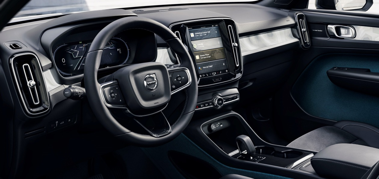 Volvo откажется от кожаной обивки салонов к 2030 году