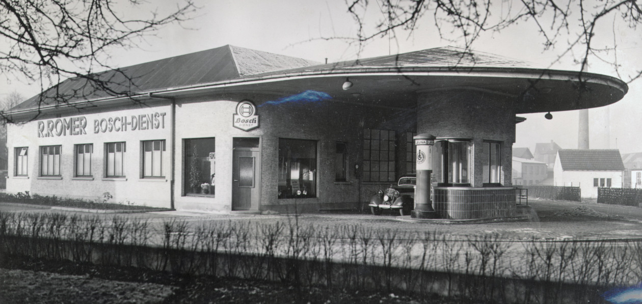 Сети Бош Авто Сервис исполнилось 100 лет