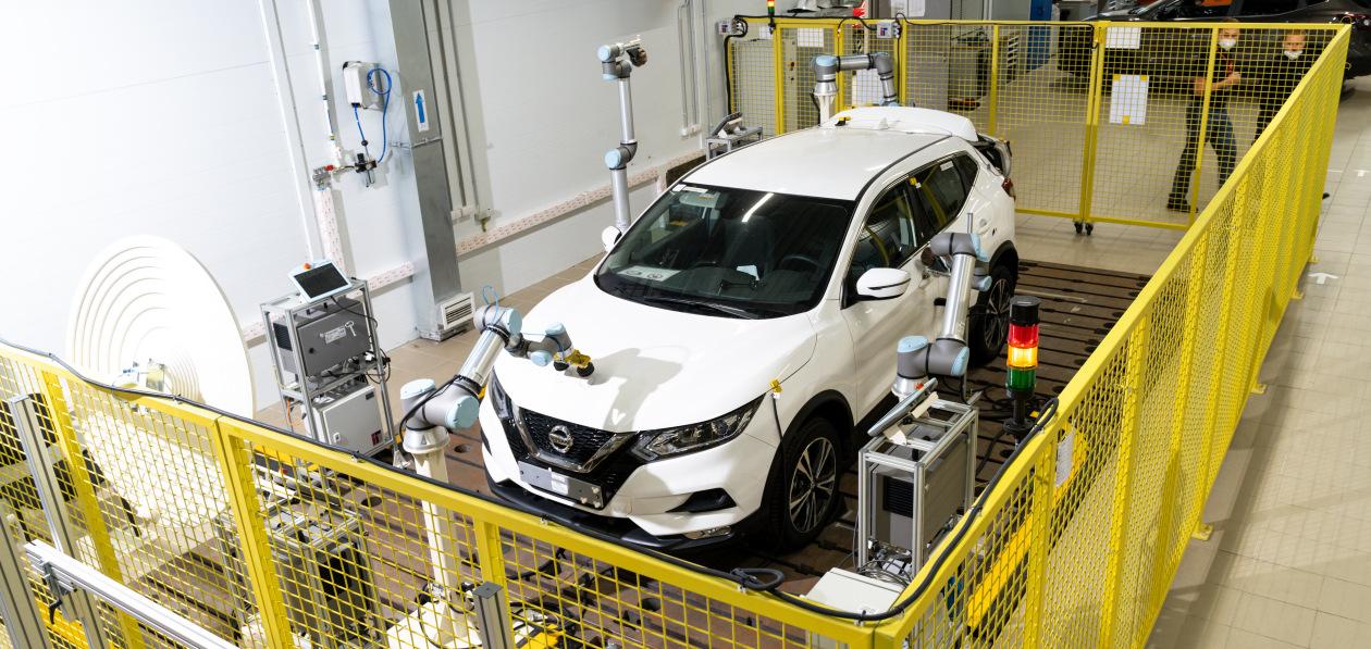 10 лет назад открылся центр по адаптации автомобилей Nissan к России