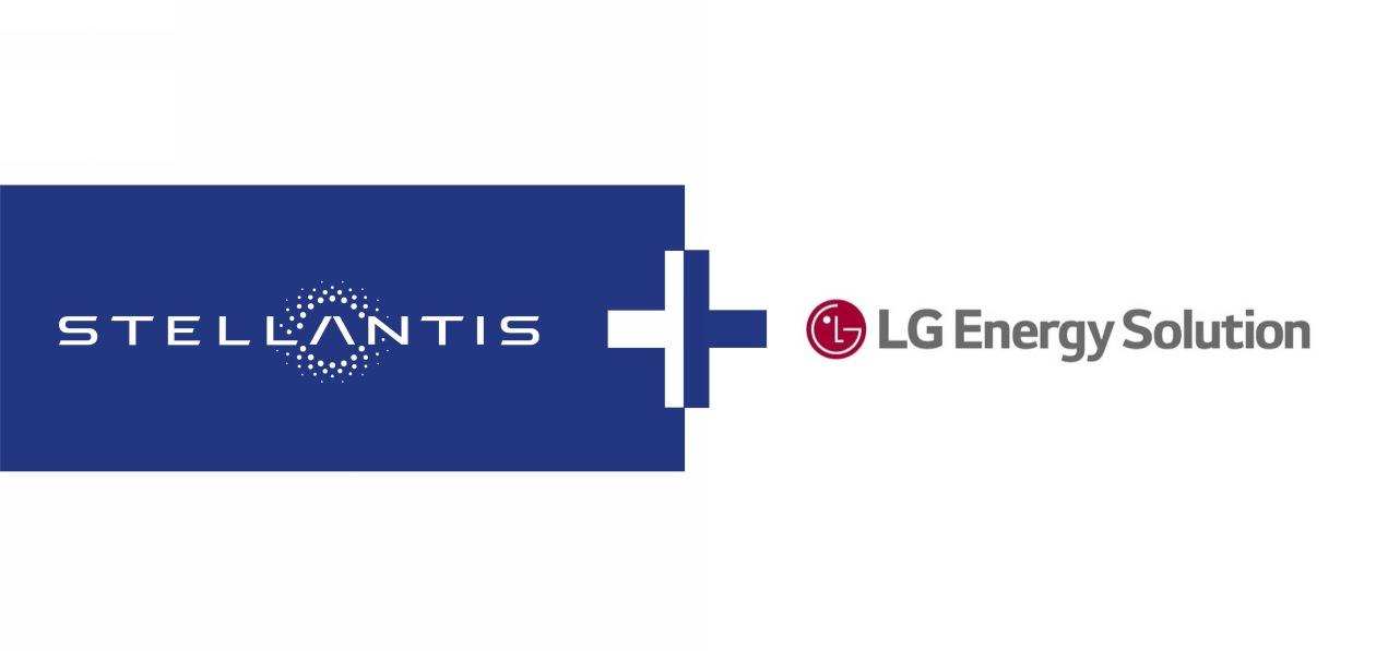 Stellantis и LG будут вместе производить батареи для электромобилей