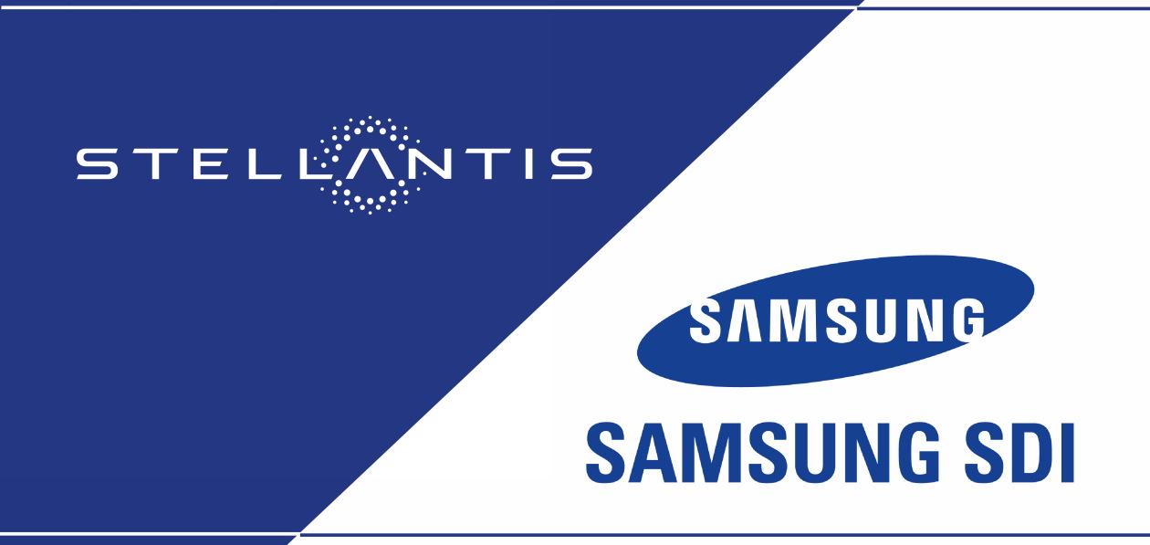 Stellantis создаст новое предприятие по производству батарей вместе с Samsung SDI