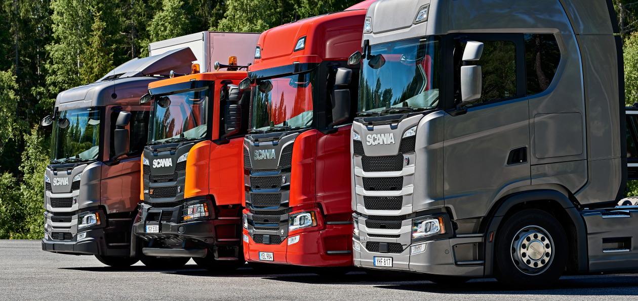 Россия стала пятым рынком в мире для Scania в 2019 году