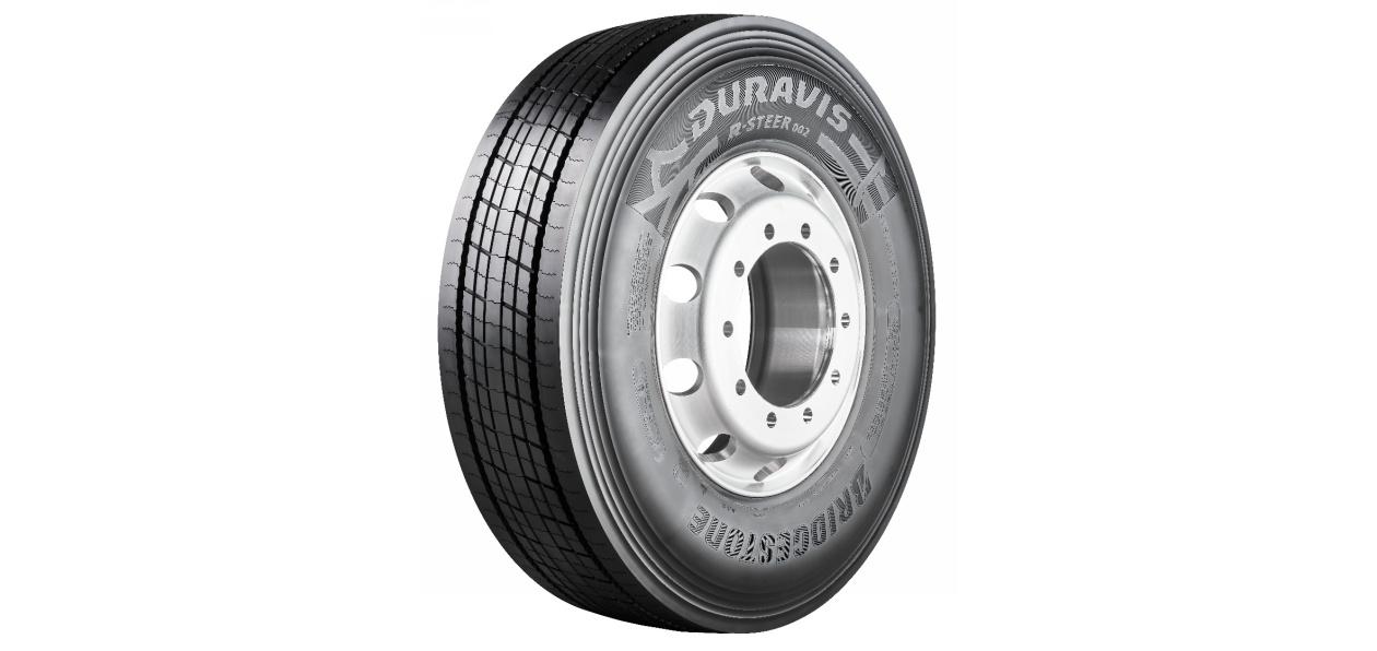 Bridgestone представил в России новые грузовые шины