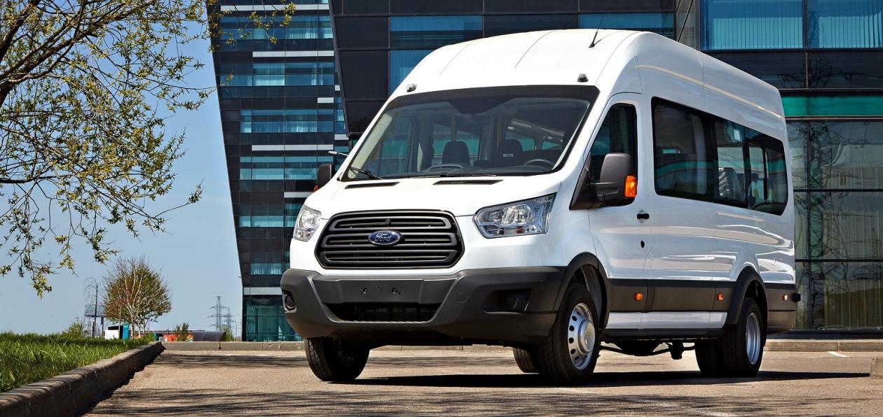 Ford выпустит в России 20-тысячный специальный автомобиль